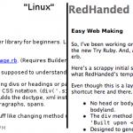 Linux vs OS X